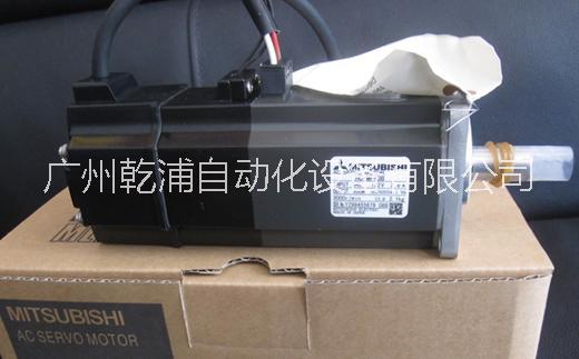 供应三菱伺服电机HC-MF43B 三菱伺服电机 全新原装