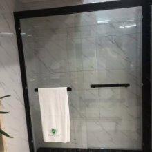 定制卫生间淋浴屏