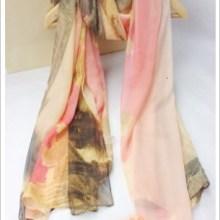 越缇纺织新款围巾批发神秘威尼斯气质丝巾百搭数码围巾女士围巾