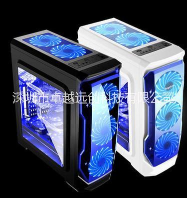 深圳组装游戏电脑配置单主机报价G4400/8G内存/120G固态/GTX750TI 2G显卡