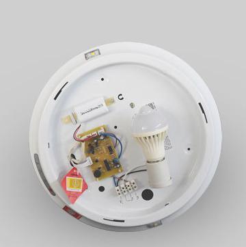 灯|led应急吸顶灯供应商   l二,安装须知 l1,严格按照接线图连接电路.