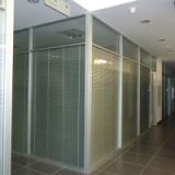 玻璃隔断墙,办公室隔断,广州办公家具定制 铝合金玻璃隔墙