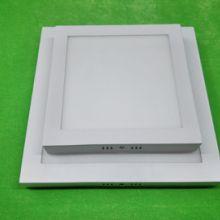 面板灯6W方形明装超薄侧发光,超薄明装led面板灯,超薄面板灯 LED面板灯批发