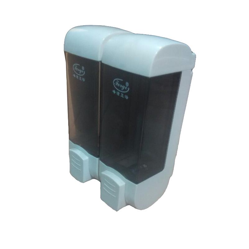 广东酒店专用高档皂液器制造批发 酒店高端皂液器 水槽结构皂液器 塑料皂液器 手压皂液器