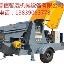 河南SJB-10-11型砂浆运输泵优质耐用图片
