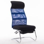 出口办公椅 可躺网布午休电脑椅图片
