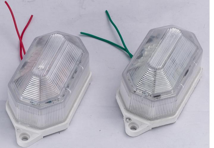 高品质,高寿命:采用美国进口led芯片(普通闪光灯为玻璃灯管),控制电路