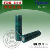 日本原装进口FDK品牌HR-AAU可充电池1650mah
