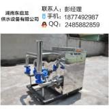 湖南污水提升设备,一体化泵站厂家直销,湖南污水设备厂