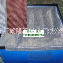 供应防尘布、泳池盖布 透明夹网布
