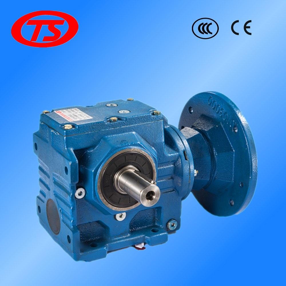 四大系列减速机 源产地直供S系列减速机 GS37-97系列硬齿面斜齿轮蜗轮蜗杆减速电机