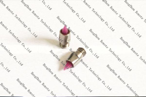 微量点胶高精密红宝石针头 高精密点胶机针头 微孔针头加工定制
