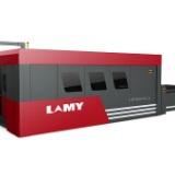1000W光纤激光管材切割机