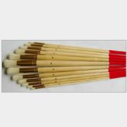 厂家高档塑料油画笔图片