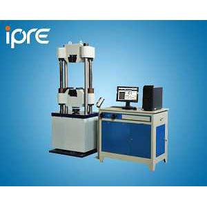 中科普锐 液压试验机微机控制拉力试验机电子材料数显拉压