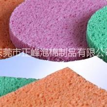 厂家直销 纯天然木浆棉 国内外畅销产品 大泡沫沐浴洗脸清洁木浆棉清洁海绵
