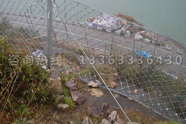 被动防护网RX-075点击河北臣运丝网制造有限公司