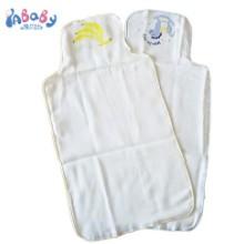 宝宝4层纯棉吸汗巾木马+香蕉