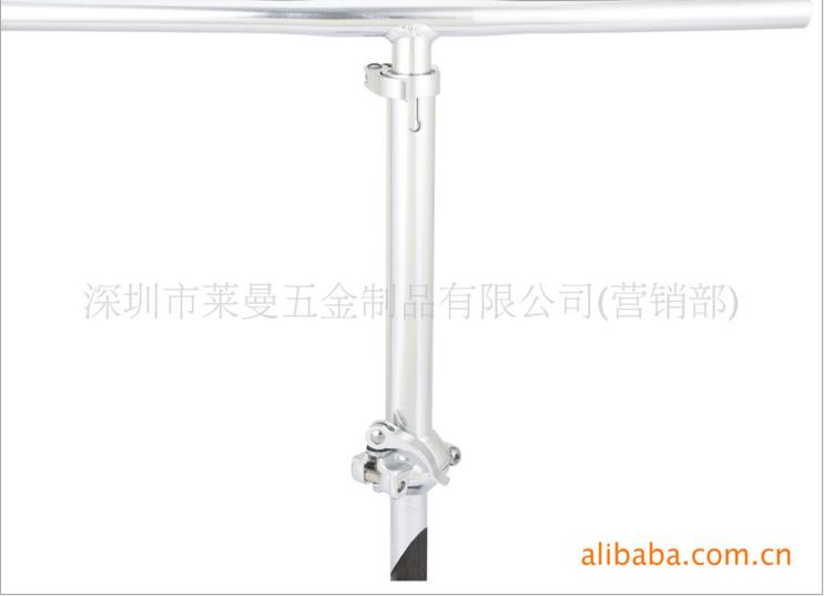 铝合金折叠把立管厂家直销、 折叠自行车配件铝合金折叠锻把立管