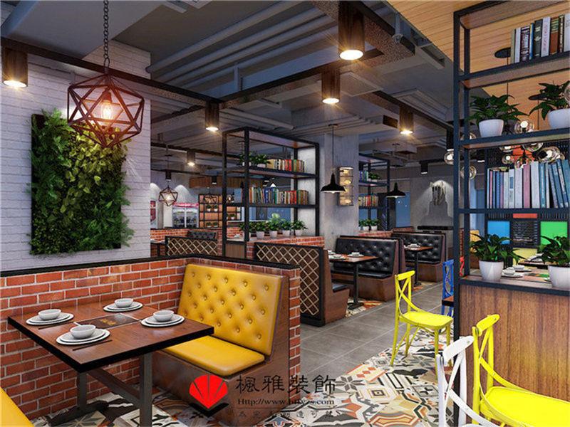 合肥特色餐厅装修,主题餐饮空间设计,有特色才能有顾客图片大全