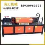 全自动数控钢筋调直机 液压调直定尺切断 工地专用建筑机械