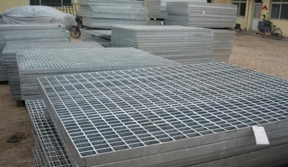 烟厂钢格栅板图片/烟厂钢格栅板样板图 (3)
