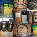 德国曼发电机配件耗材批发销售图片