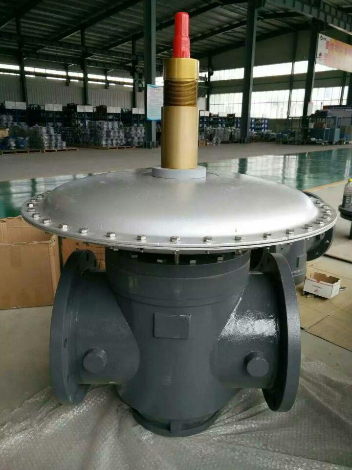 适用于各种城市燃气输配管网的调压,稳压,主要用于居民小区,燃气锅炉图片