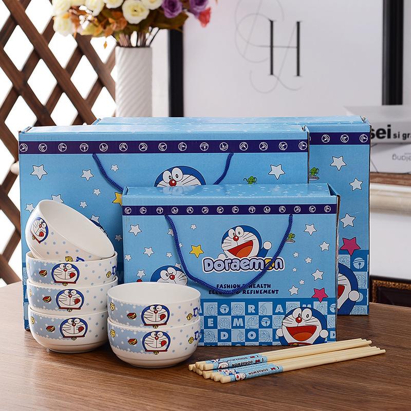 碗筷套装创意KT叮当卡通礼品