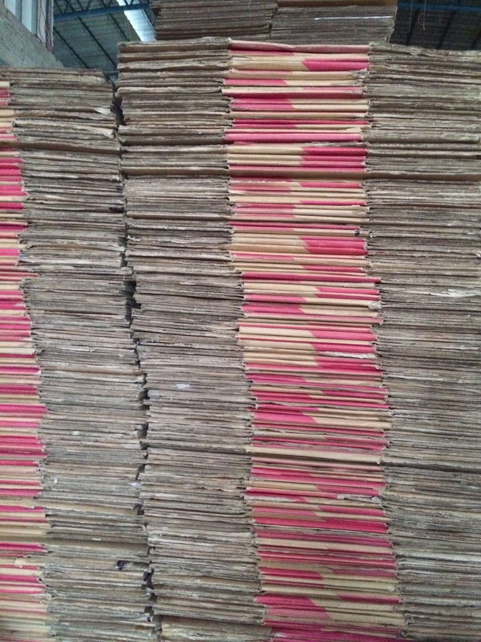 供应中山废纸回收纸板回收书纸回收