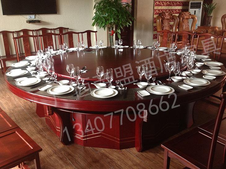 南宁饭店电动餐桌设计 广西餐馆电动餐桌定制 广西酒店电动餐桌批发