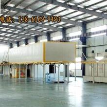 静电喷涂设备自动粉末静电喷涂机uv铝型材喷涂生产线