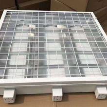 OBG2804监狱防爆格栅灯防爆格栅灯60*60加油站LED嵌入式T8节能荧光灯