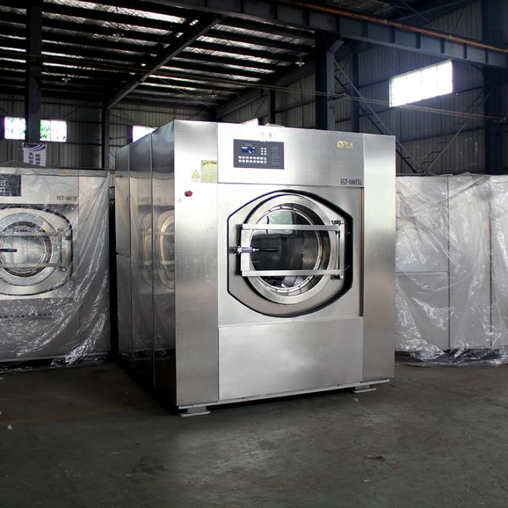 厂家直销100公斤全自动洗脱机  优质品牌  值得信赖