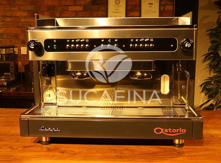 astoria半自动咖啡机 奥斯托利亚start意式半自动咖啡机商用 双头电控