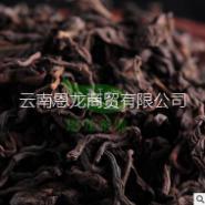 普洱云南一级布朗山老熟茶 开春第一罐02年老茶头陈年罐装普洱茶