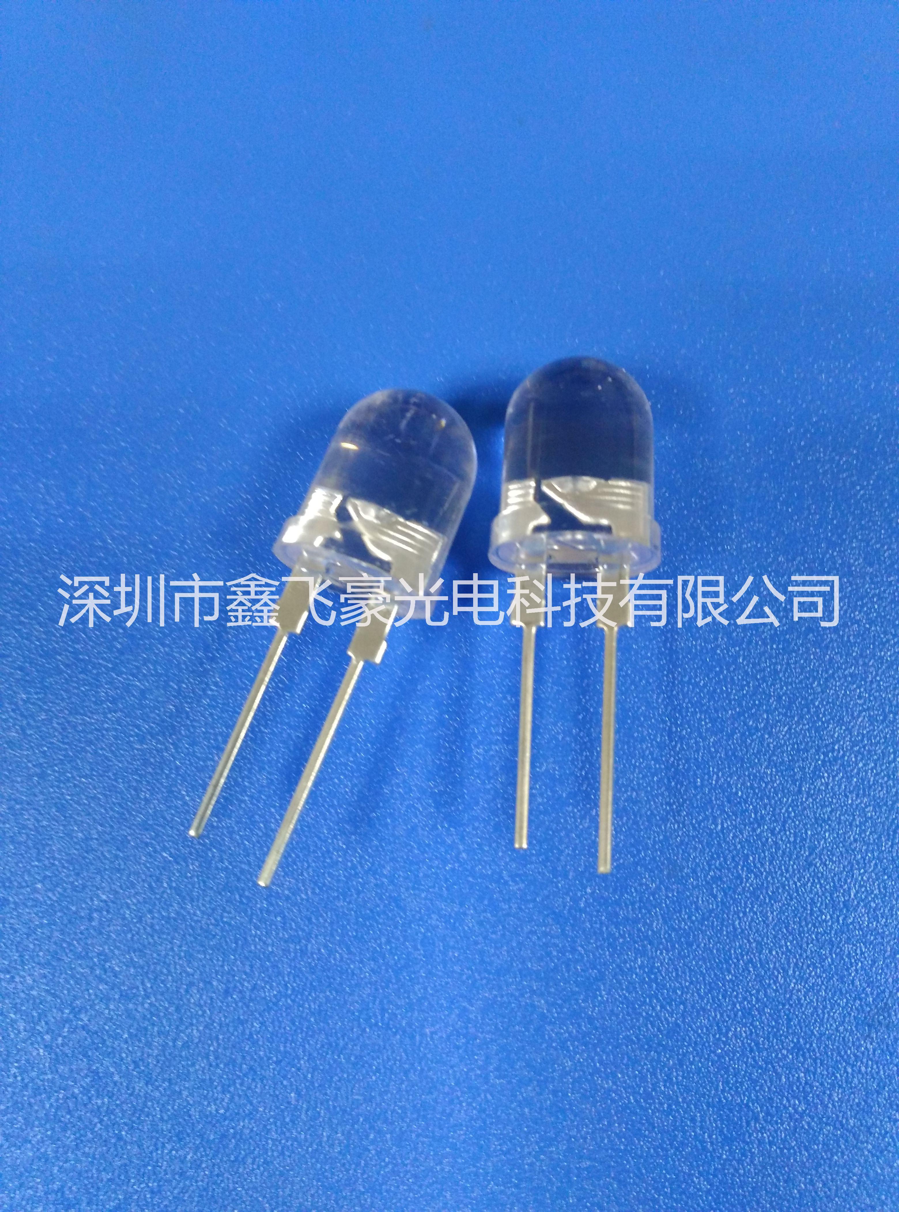 F10/10mm圆头红光0.5W