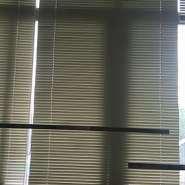 铝百叶窗帘图片