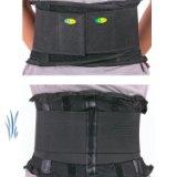 橡筋带透气网布收腹塑身护腰带 运动护具外贸  护腰厂家定做 运动护腰收腹腰带透气橡筋腰带
