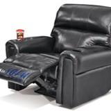 中式真皮VIP椅 家庭影院沙发