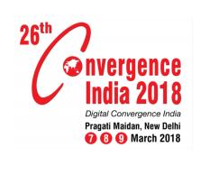 第26届印度国际信息及通信技术博览会消费电子展