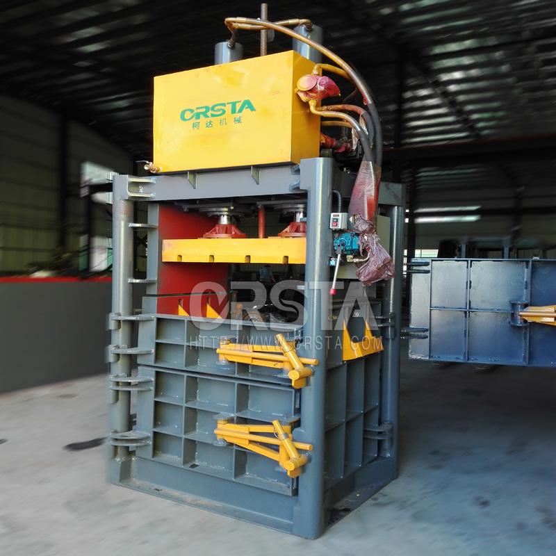 供应液压打包机100T 金属打包机 铁块打包机