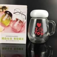 简趣创意水杯玻璃杯子便携泡茶杯 简趣手创意水杯玻璃杯子便携泡茶杯