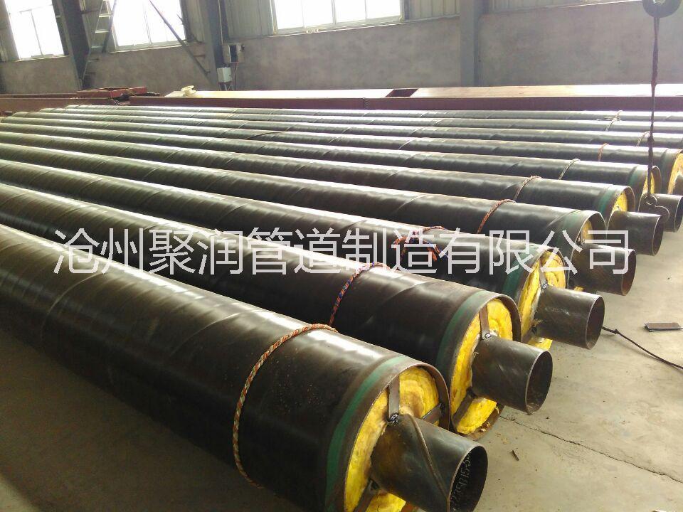 钢套钢蒸汽保温管价格影响市场