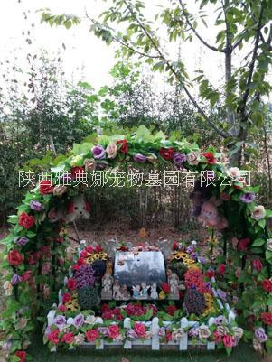 西安宠物墓园,狗狗丧葬,雅典娜宠物墓园