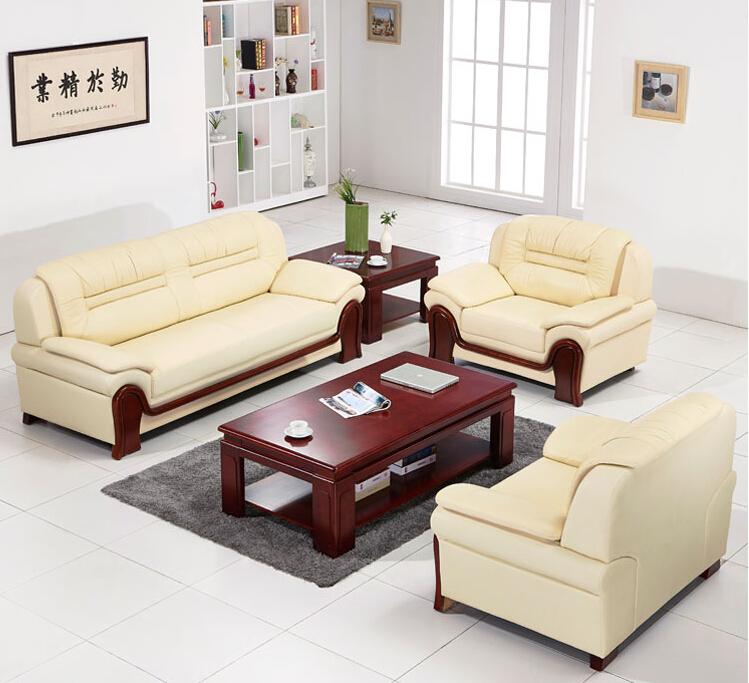 接待会客区沙发 3人沙发