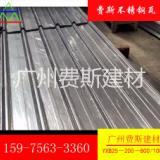 江门云浮阳江茂名高品质镀锌波浪瓦,铁皮瓦,不锈钢波浪瓦 铝瓦