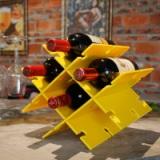 芯锐多用途创意酒杯架红酒杯架家用酒架多种用途随意组装创意十足