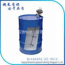 广东伸缩式油桶搅拌机 200L油桶搅拌器 油桶用气动搅拌机