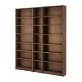韩式实木书柜书架自由组合